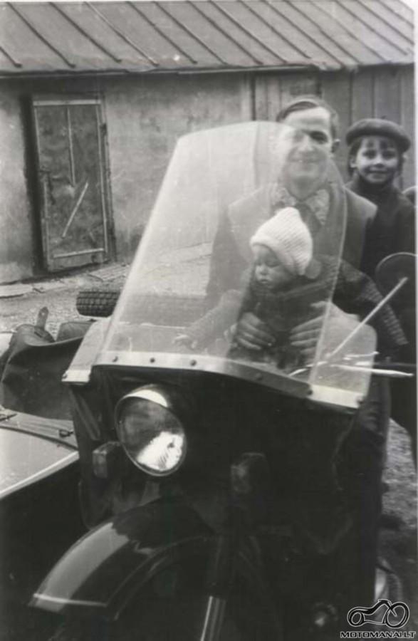 Algimantas Laurinavičius, DNEPR MT-9 1972 Vilkaviškis