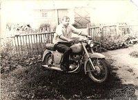 Mano senelis ir Iž-56