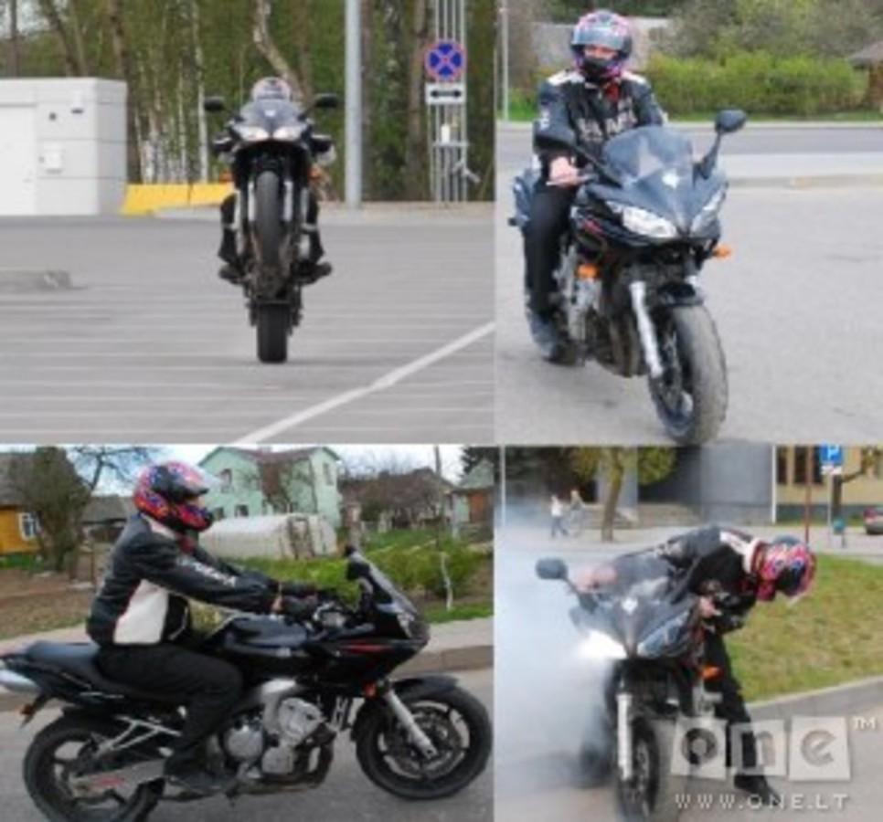 Ar yra Biržiečių motomanų ???