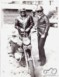 Iš 1982 m.archivo, atidarinejau sezona.