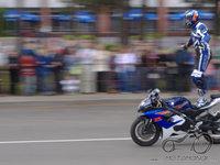 Joninų bike show