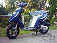 mano buves tph 125cc 140km/h