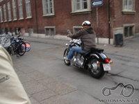 Kopenhagos gatvėse