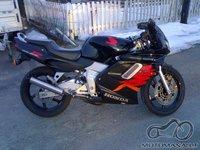mano Honda NSR 125R