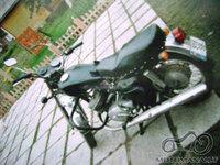 Mano Pirmas Motociklas -IZAS