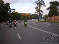 2008m.moto uzdarymo sezonas Klaipeda