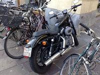 Harley Šveicarijoj