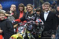 Antanas su Rasa FMX šou