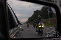 bike show 2009  ...pakeliui namo..