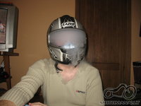 Smoked visor :D