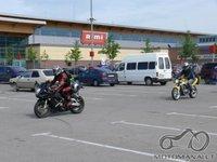 bike show millenium, kauno  Megos aikstute :)