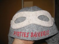 Pirties baikeris