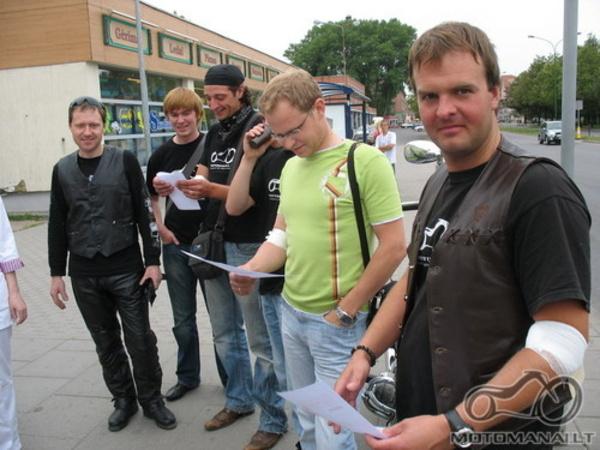 Klaipėdiečiai, laukiame Jūsų Motociklininkų - kraujo dororų dienoje jau šį šeštadienį!