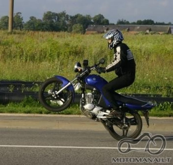Moto pasivažinėjimai Klaipedoje(h);)