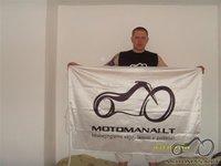 Jungtiniai Anglijos- Airijos motomanų meetai!