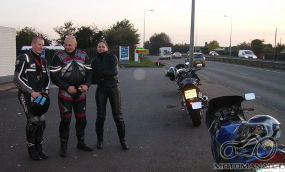 Anglijos motomanų meetai!