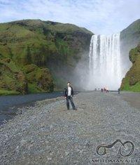 motomanai islandijoje?