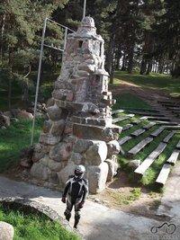 Aleksandro paminklas. Panevėžys