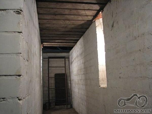 Nuomojamas garazas Vilniuje