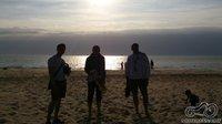 Jūra iki kelių :)