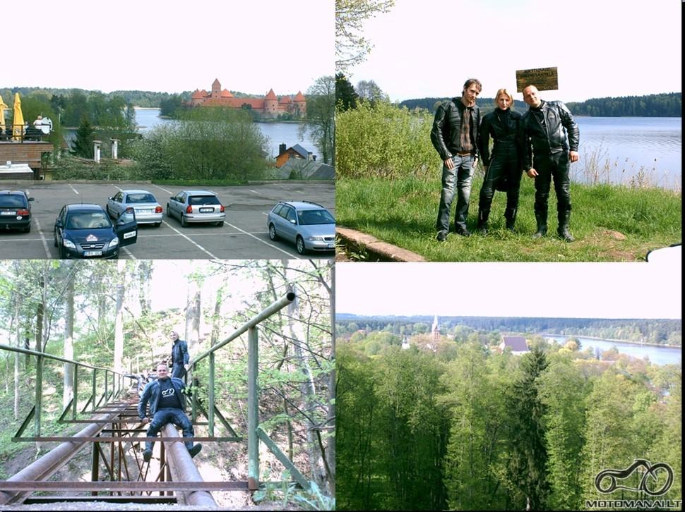 Vilnius-Trakai-Birštonas-Rumšiškės-Vilnius