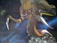 Senas geras zaidimas 'Star Craft' Zerg :)