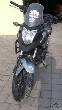NC700 'supermoto'