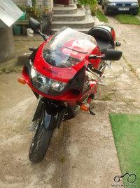 Suzuki GSX-R 600 Srad