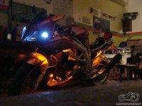 SV orange light