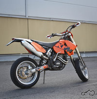 KTM EXC 450 '03