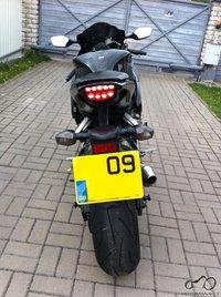 Pavogtas 2009 metu, HONDA CBR 1000 RR, Kaune, Vilijampolej is nuosavo namo garazo, kazkur tarp 2014.03.15 -2014.03.17