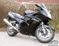 Honda CBR 1100 Blackbird 2007