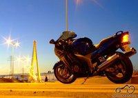 Honda CBR 1100XX Blackbird (2001)