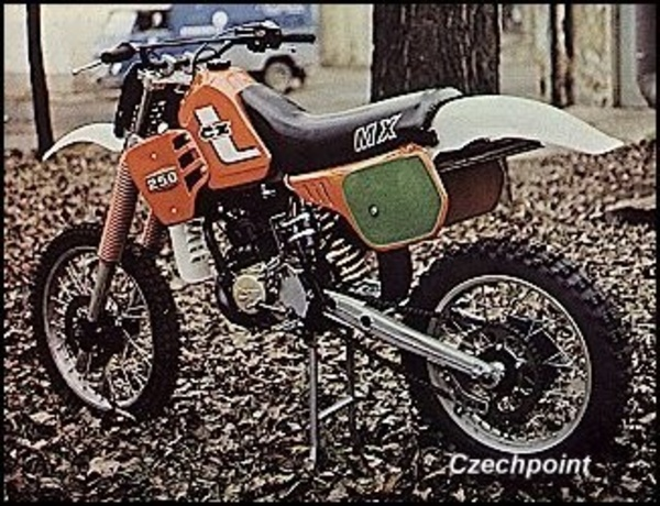 CZ 250