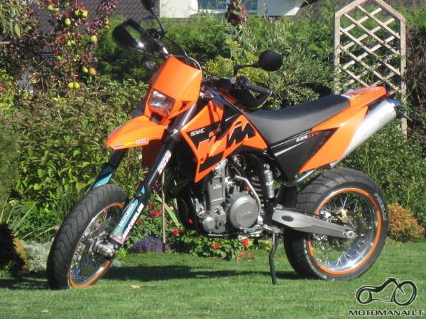 ktm 650 smc +/- - ktm motociklai - motomanai.lt forumas