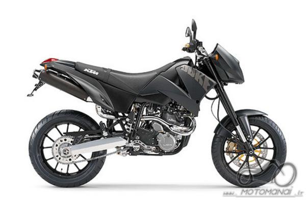 Ką manot apie KTM motociklą?