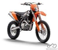 KTM EXC 525-530