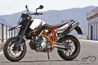 KTM SuperMoto 990
