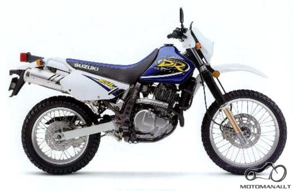 DR 650 SE
