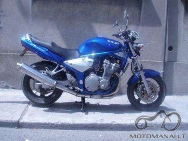 Kokie atsiliepimai apie : Yamaha XJ600 ir Suzuki Bandit 600