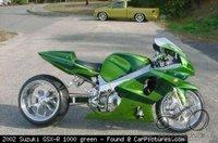 GSXR600 2004 VS ZX6RR 2003