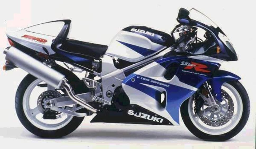 Street motociklai