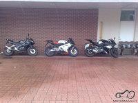 Honda CBR125  +/-