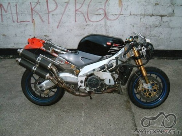 Atsakyta - Aprilia Classic 50