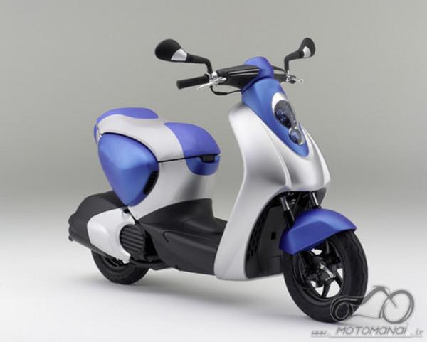 Atsakyta: Honda Numo