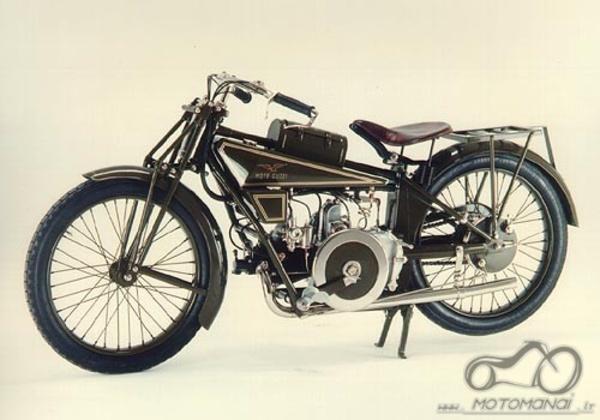 Atsakyta: Moto Guzzi NORMALE 1921