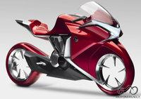 ATSAKYTA: Honda V4 concept