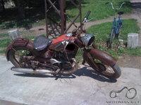 Atsakyta - 1953 m. Triumph