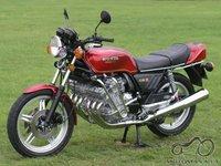 Atsakyta - Honda CBX