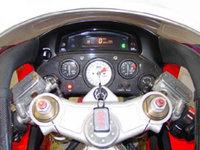 Atsakyta - Honda NR 750